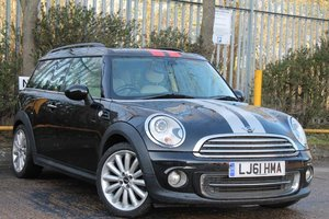 2011 Mini Clubman 1.6 (Sport Chili Pack) AUTO