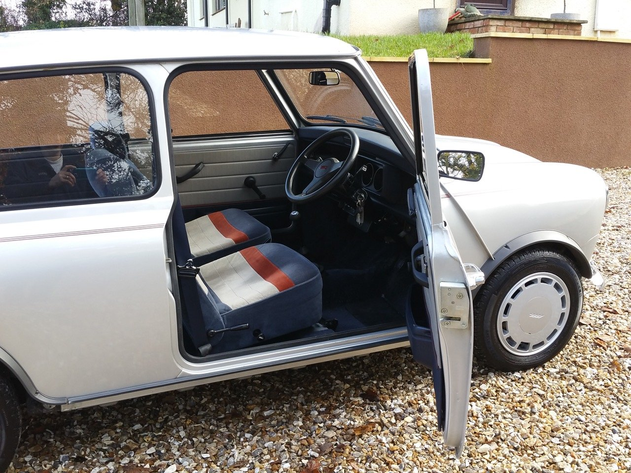 1992 'Time Warp' Mini Ritz On Just 3820 Miles From New SOLD (picture 5 of 10)