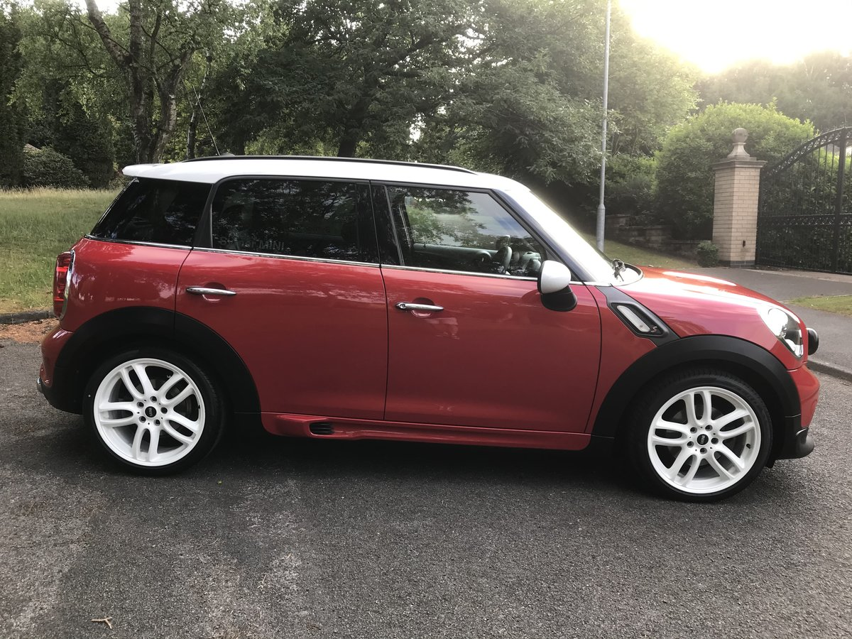 2012 MINI Cooper S WRC ALL4 Limited Edition SOLD (picture 2 of 6)
