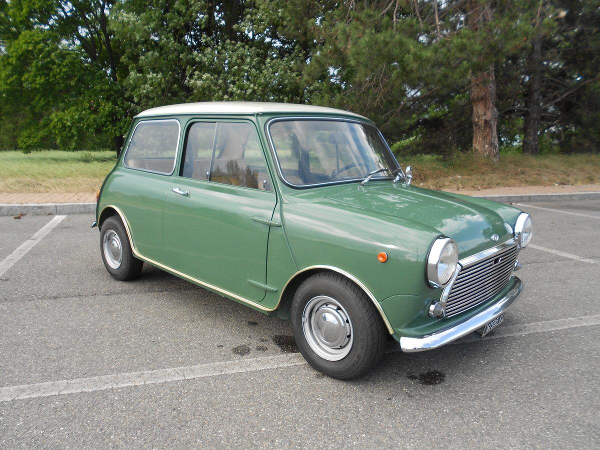 1968 Innocenti Mini Cooper 998 Mk 1 (1/2 Series) For Sale (picture 1 of 6)