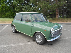 Innocenti Mini Cooper 998 Mk 1 (1/2 Series)