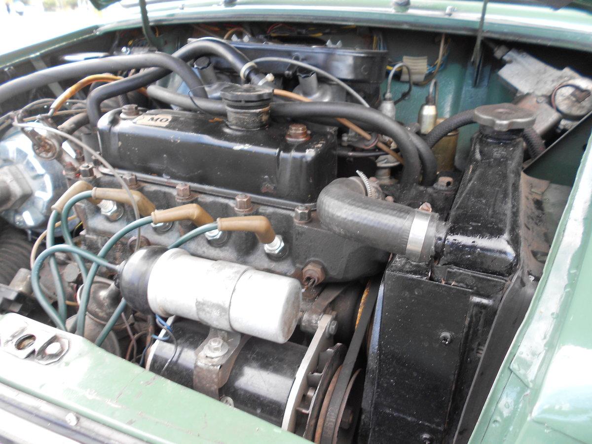 1968 Innocenti Mini Cooper 998 Mk 1 (1/2 Series) For Sale (picture 2 of 6)