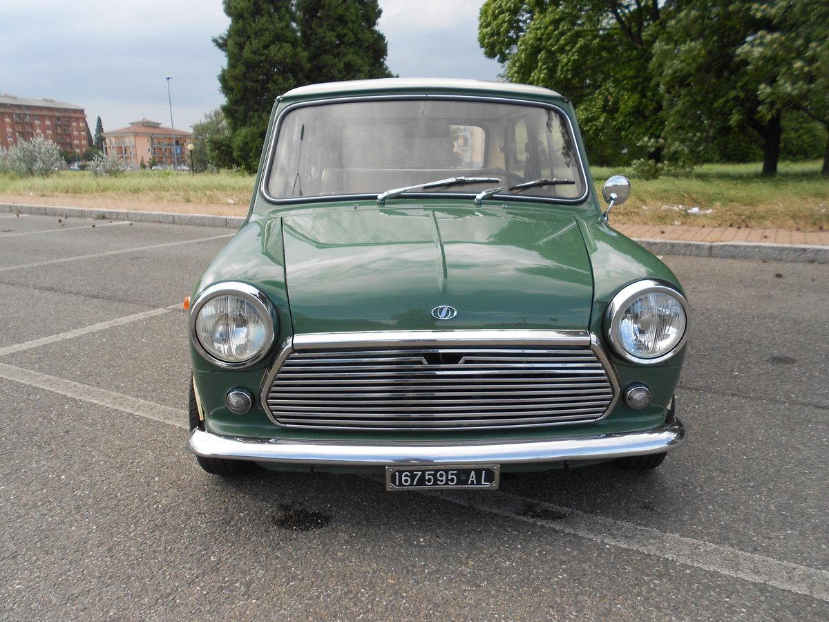 1968 Innocenti Mini Cooper 998 Mk 1 (1/2 Series) For Sale (picture 6 of 6)