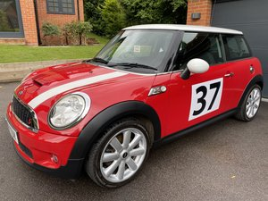 2007 Mini Cooper S 1.6 Turbo 170bhp FSH / BRAND NEW MOT
