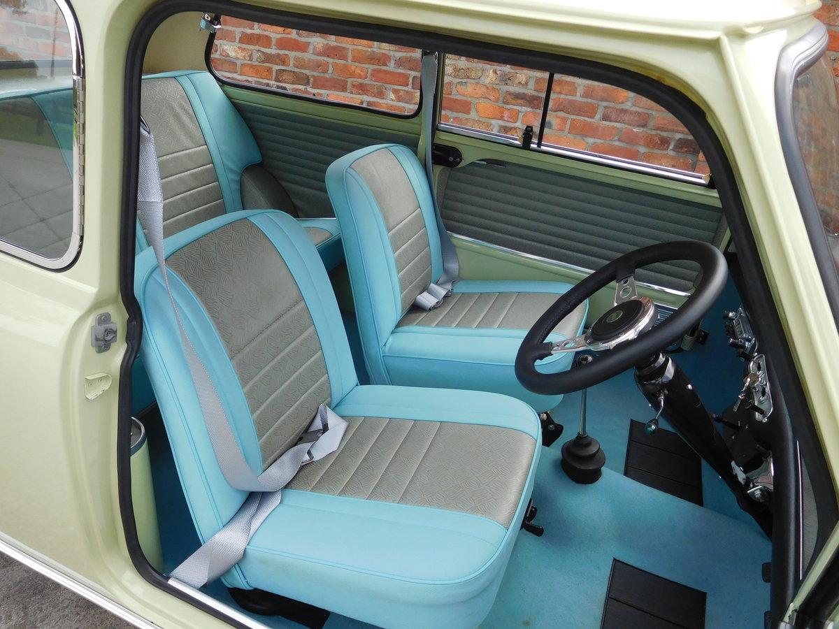 1965 Morris Mini Cooper S 1275 cc – RHD. Concours Restored  SOLD (picture 5 of 6)