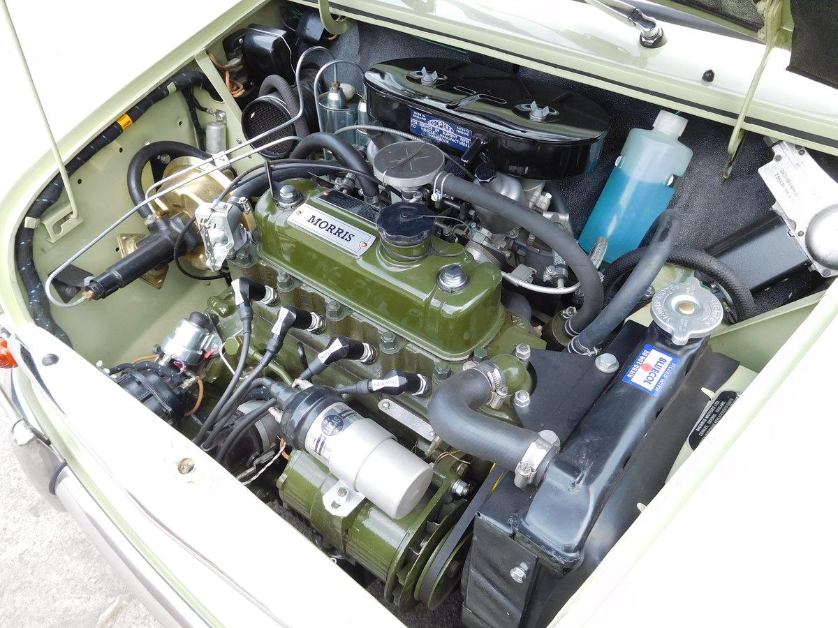 1965 Morris Mini Cooper S 1275 cc – RHD. Concours Restored  SOLD (picture 6 of 6)