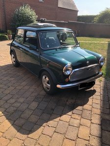 1992 Mini Mayfair 998cc AUTOMATIC