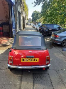 1980 Mini Clubman Wood & Pickett cabrio For Sale