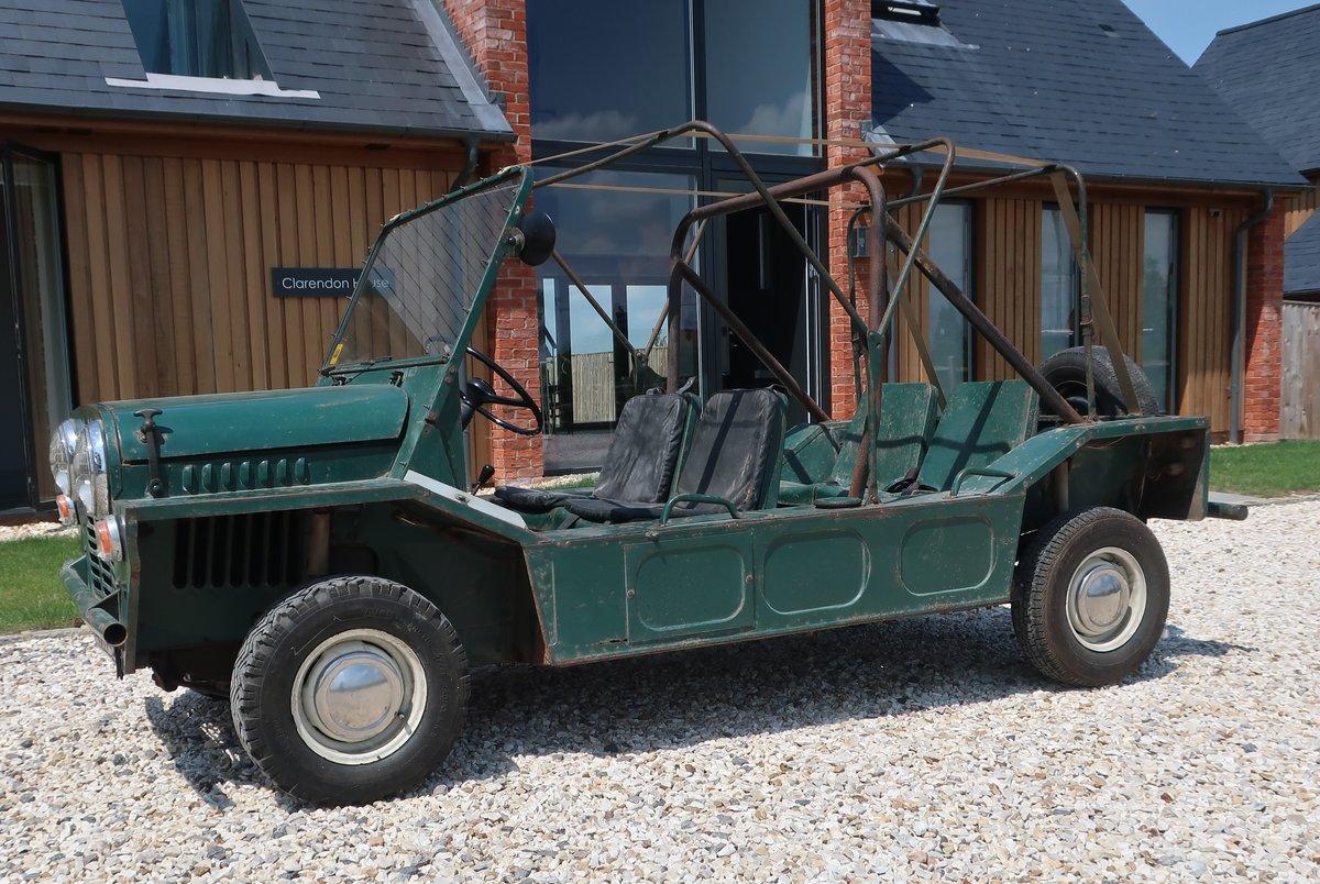 1965 Mini Moke  - FACTORY ORIGINAL CAR For Sale (picture 2 of 6)