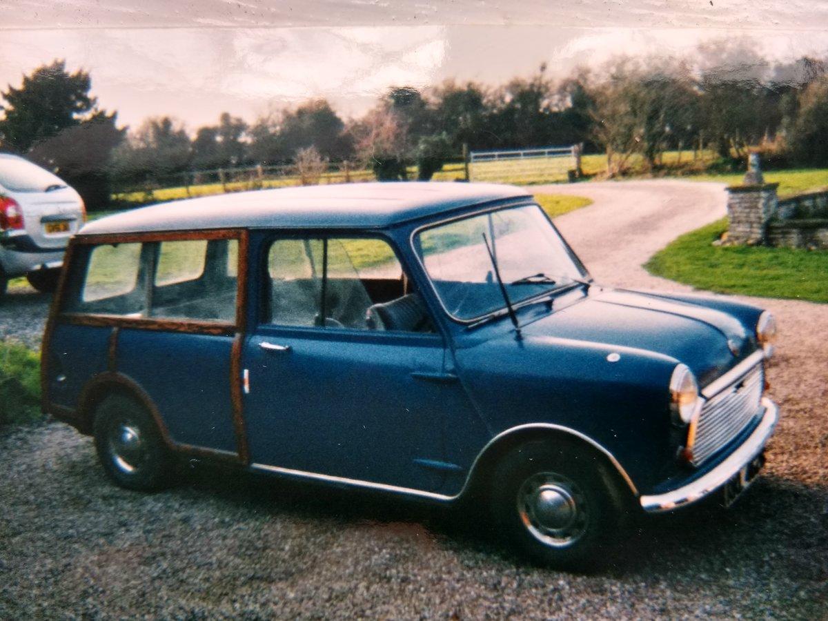 1969 Rare Mini Countryman Estate 'Woody' SOLD (picture 1 of 6)