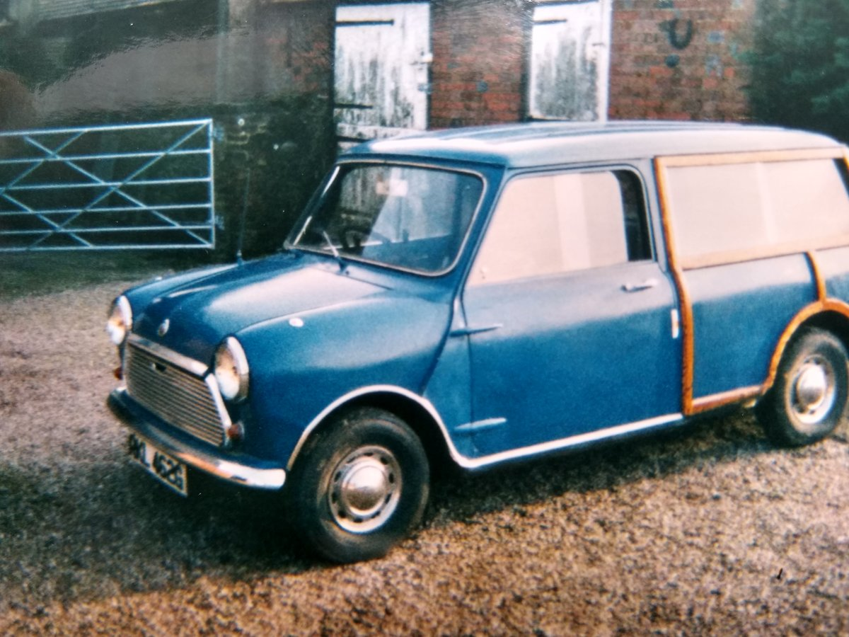 1969 Rare Mini Countryman Estate 'Woody' SOLD (picture 5 of 6)