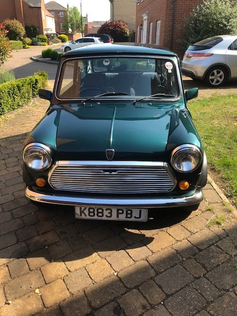 1992 Mini Mayfair 998cc AUTOMATIC For Sale (picture 2 of 6)