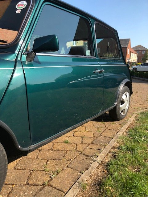 1992 Mini Mayfair 998cc AUTOMATIC For Sale (picture 3 of 6)