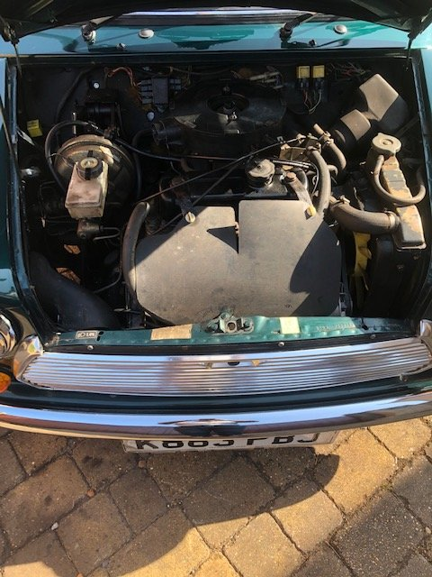 1992 Mini Mayfair 998cc AUTOMATIC For Sale (picture 4 of 6)