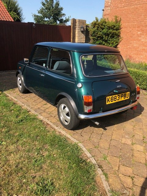 1992 Mini Mayfair 998cc AUTOMATIC For Sale (picture 6 of 6)