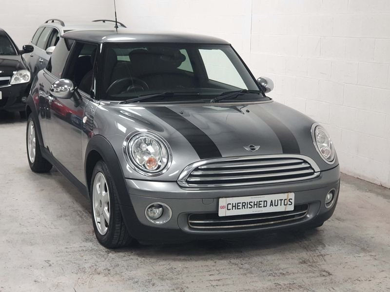 2009 SILVER MINI HATCH 1.4 ONE GRAPHITE* GEN 30,000 MILES*GREAT For Sale (picture 3 of 6)