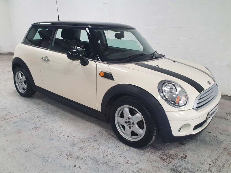 2008 CREAM WHITE MINI HATCH 1.6 COOPER* GEN 36,000 MILES*STUNNING For Sale (picture 4 of 6)
