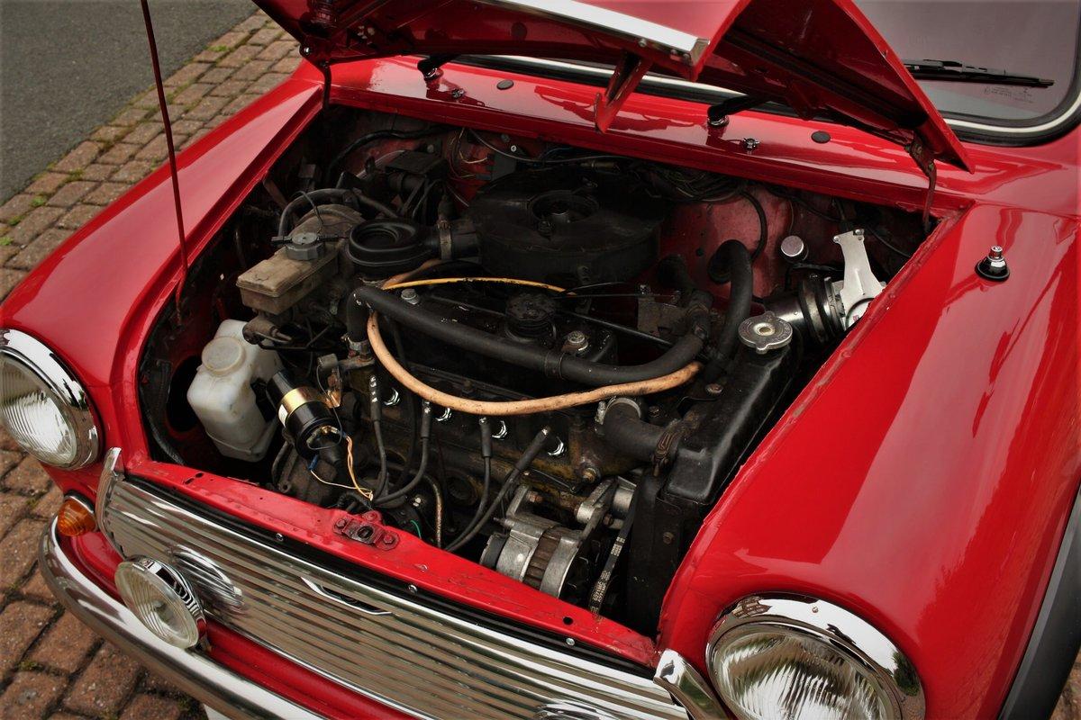 1990 Austin Mini Racing Flame - Classic Rover Mini Morris Cooper SOLD (picture 5 of 6)