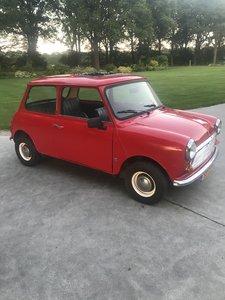 1971 Mini 850 MK3