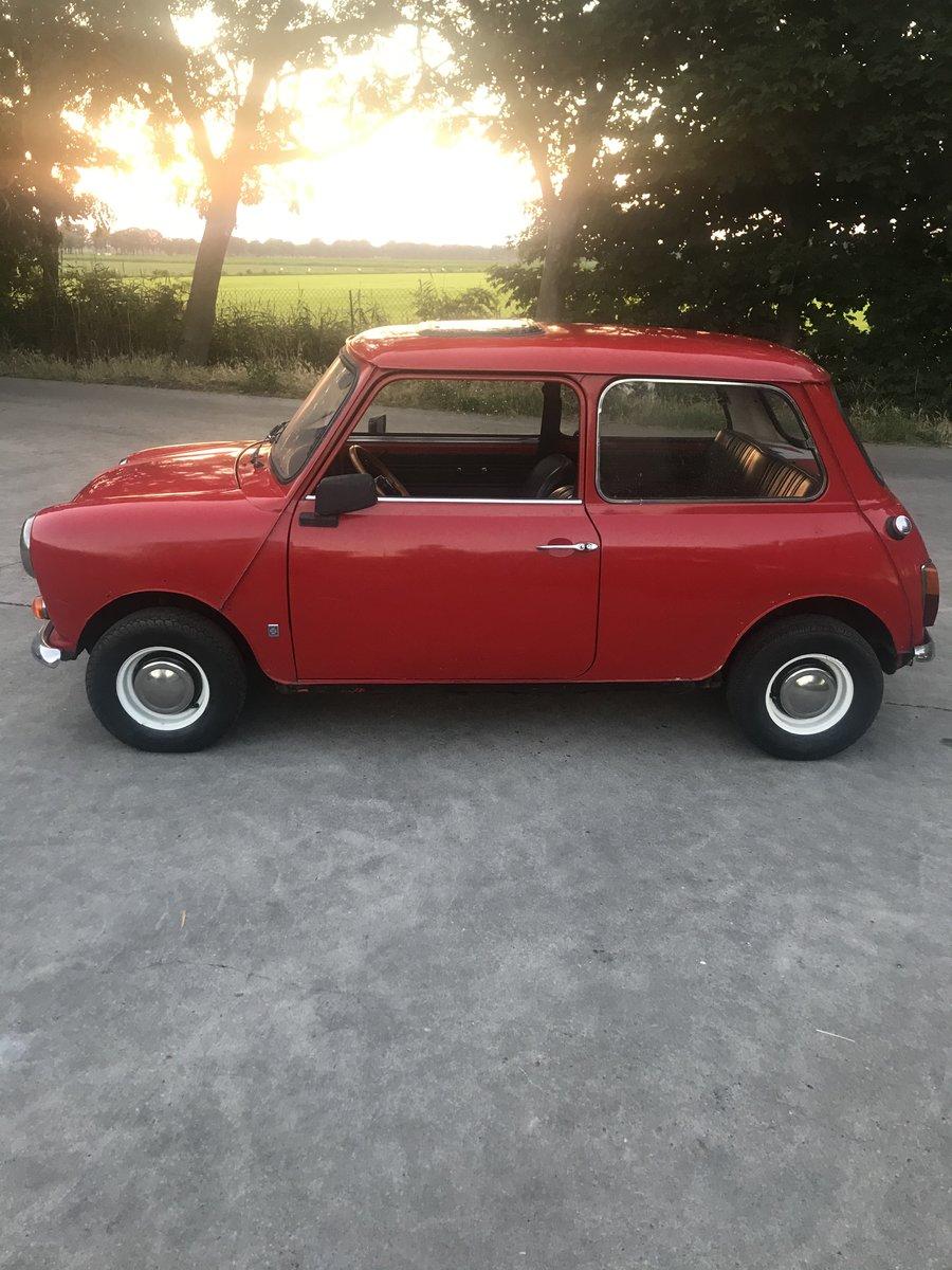 1971 Mini 850 MK3 For Sale (picture 3 of 5)