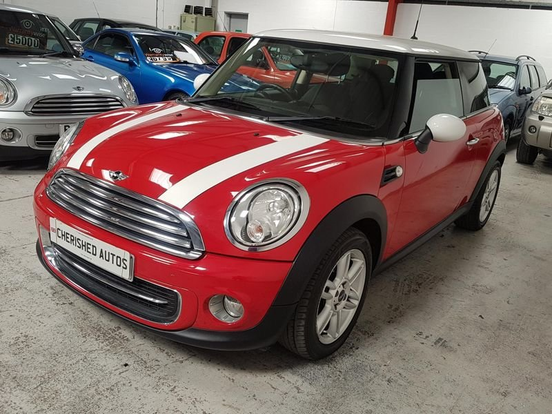 2011 MINI HATCH 1.6 COOPER*GEN 34,00 MILES*OVER 3K WTH OF EXTRAS For Sale (picture 1 of 6)