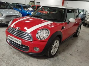 MINI HATCH 1.6 COOPER*GEN 34,00 MILES*OVER 3K WTH OF EXTRAS