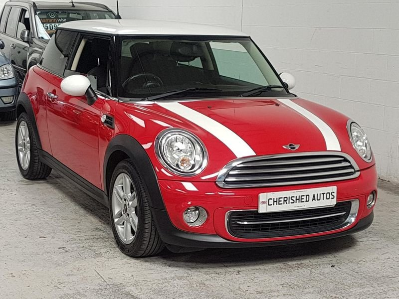 2011 MINI HATCH 1.6 COOPER*GEN 34,00 MILES*OVER 3K WTH OF EXTRAS For Sale (picture 3 of 6)