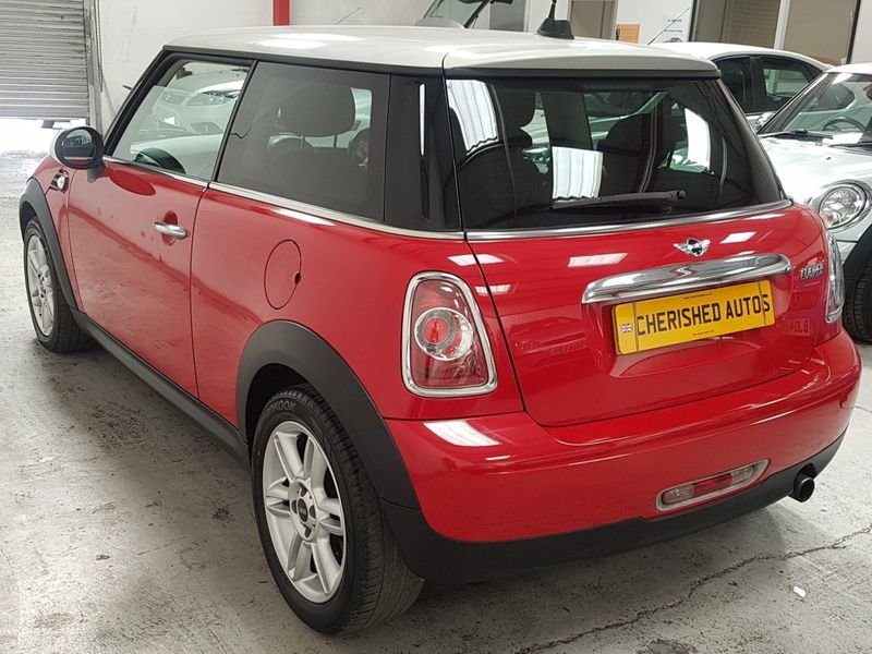 2011 MINI HATCH 1.6 COOPER*GEN 34,00 MILES*OVER 3K WTH OF EXTRAS For Sale (picture 4 of 6)