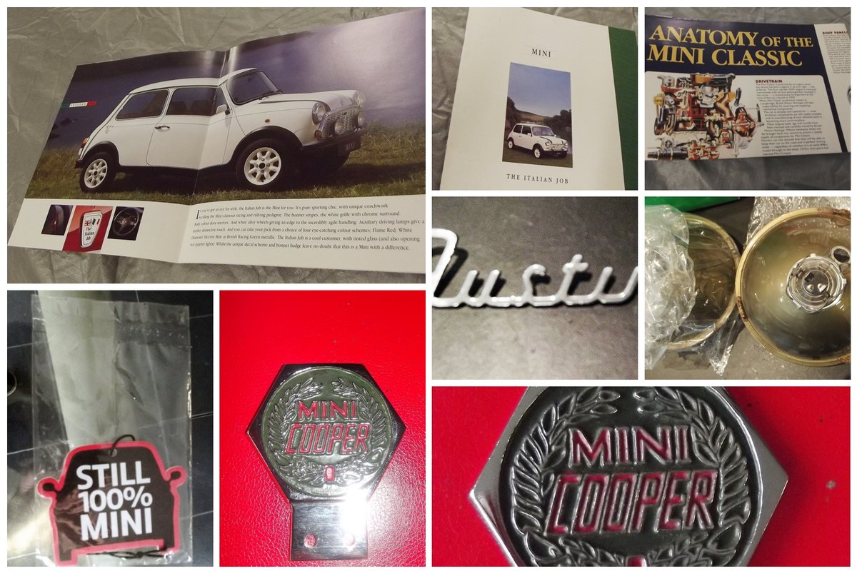 0000 MINI AND METRO MEMORABILIA FOR SALE  For Sale (picture 5 of 6)