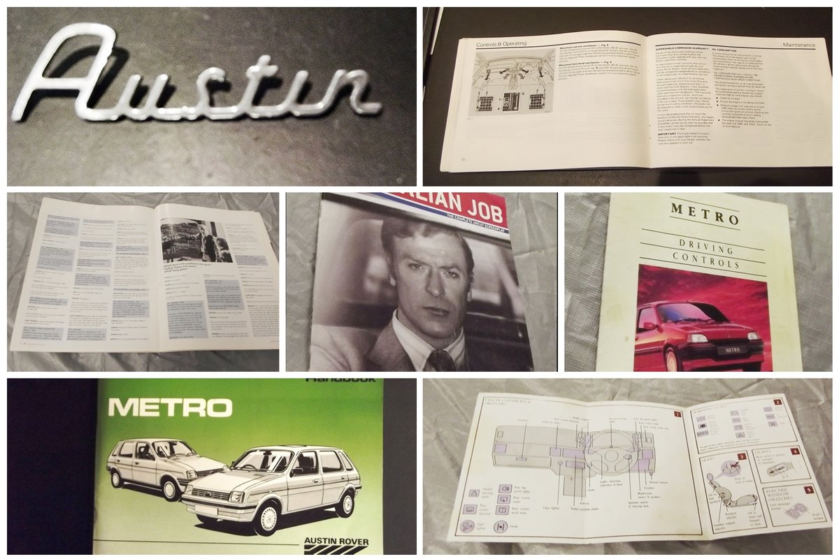 0000 MINI AND METRO MEMORABILIA FOR SALE  For Sale (picture 6 of 6)