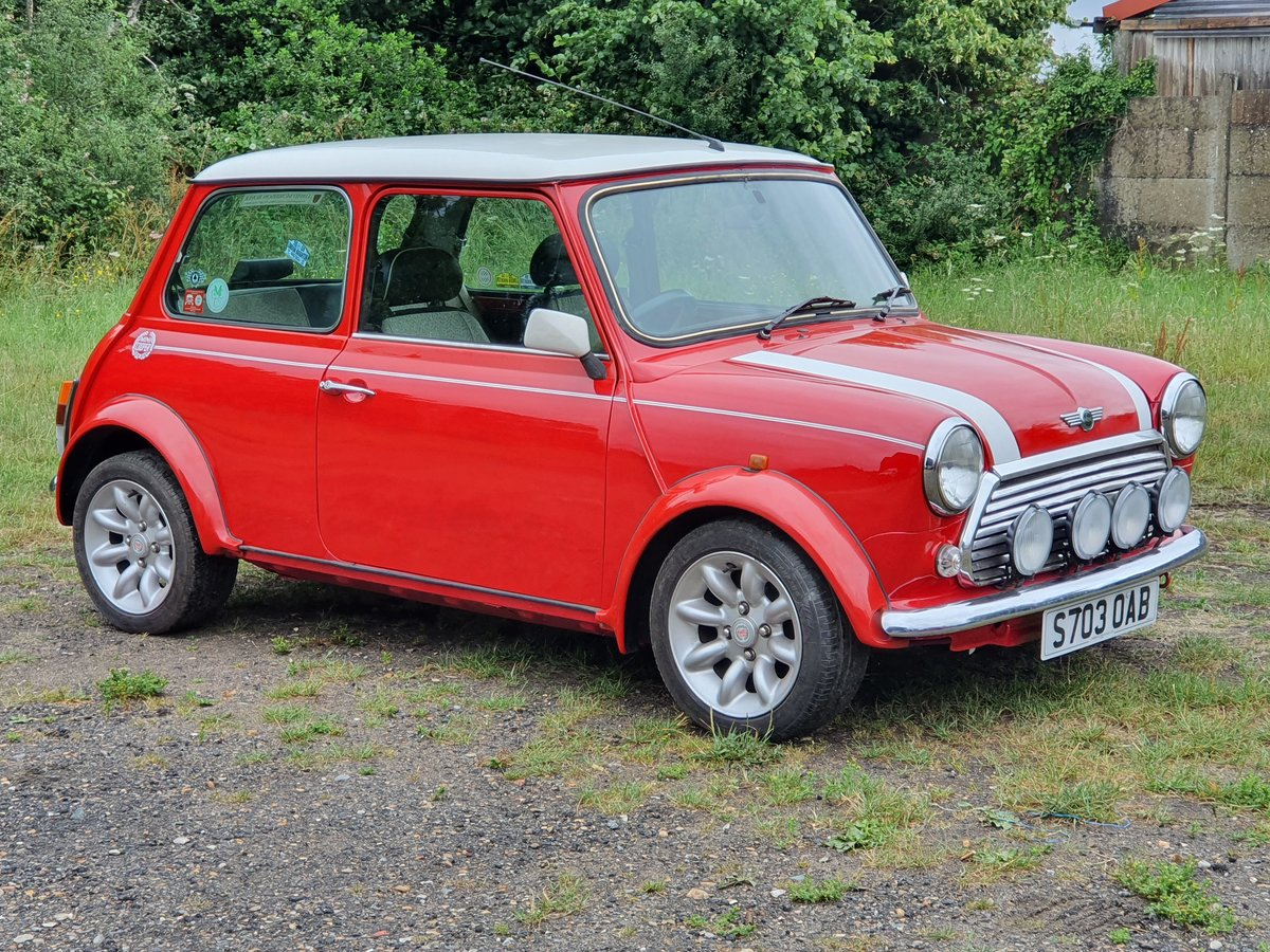 Mini Cooper Sportspack, 1998, Red For Sale (picture 1 of 6)