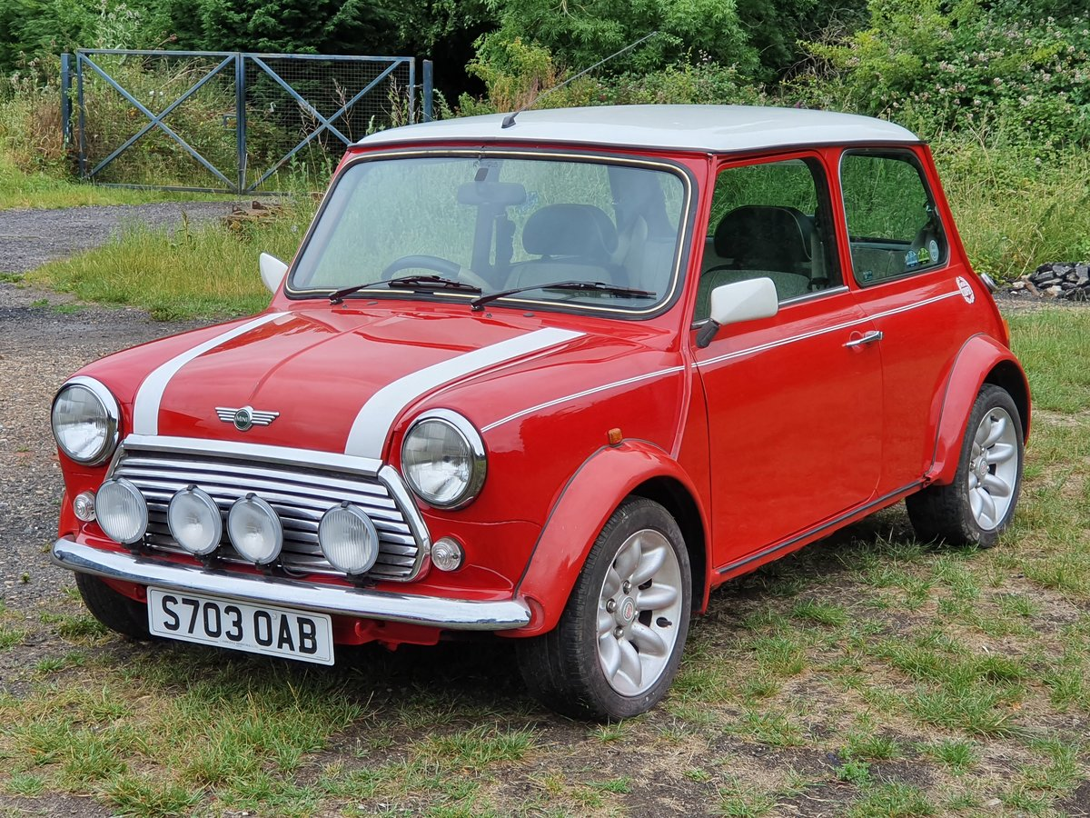Mini Cooper Sportspack, 1998, Red For Sale (picture 2 of 6)