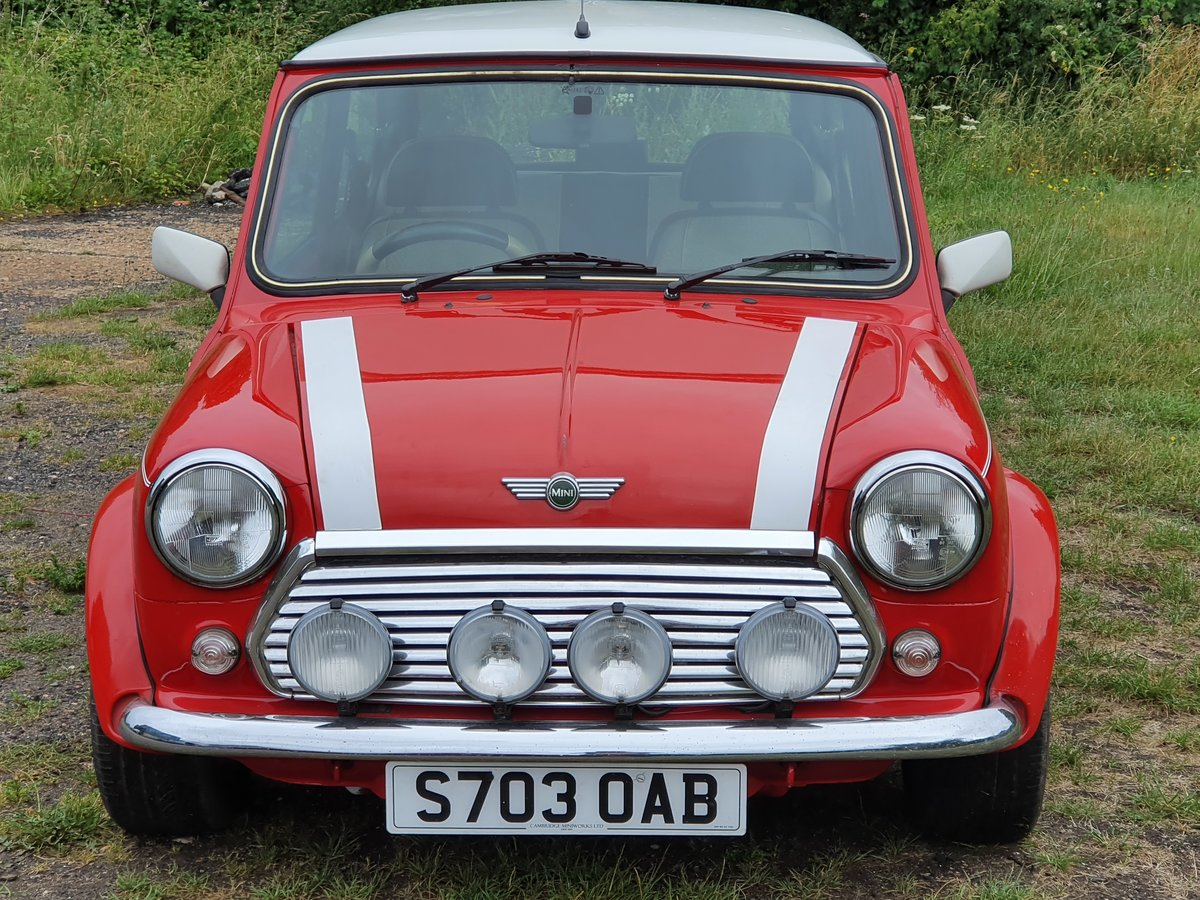 Mini Cooper Sportspack, 1998, Red For Sale (picture 3 of 6)
