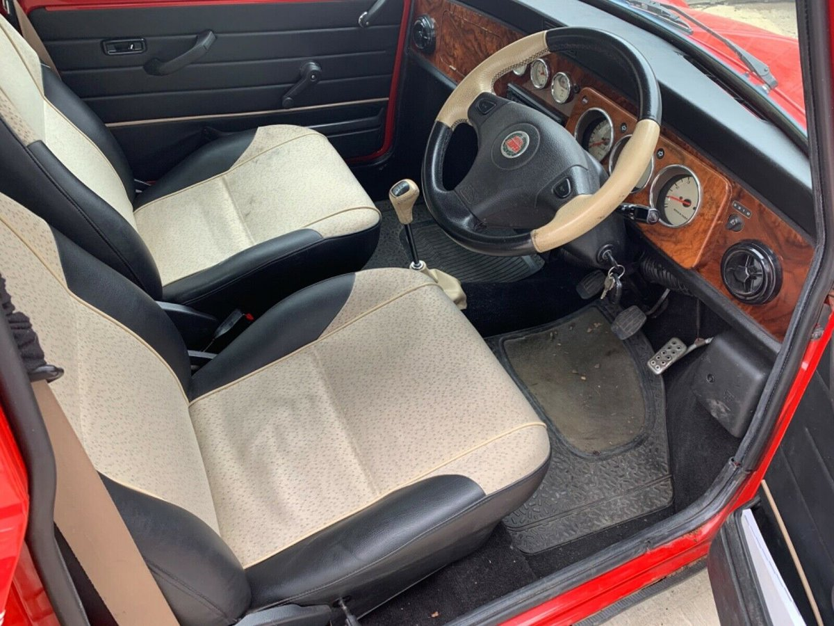 Mini Cooper Sportspack, 1998, Red For Sale (picture 5 of 6)