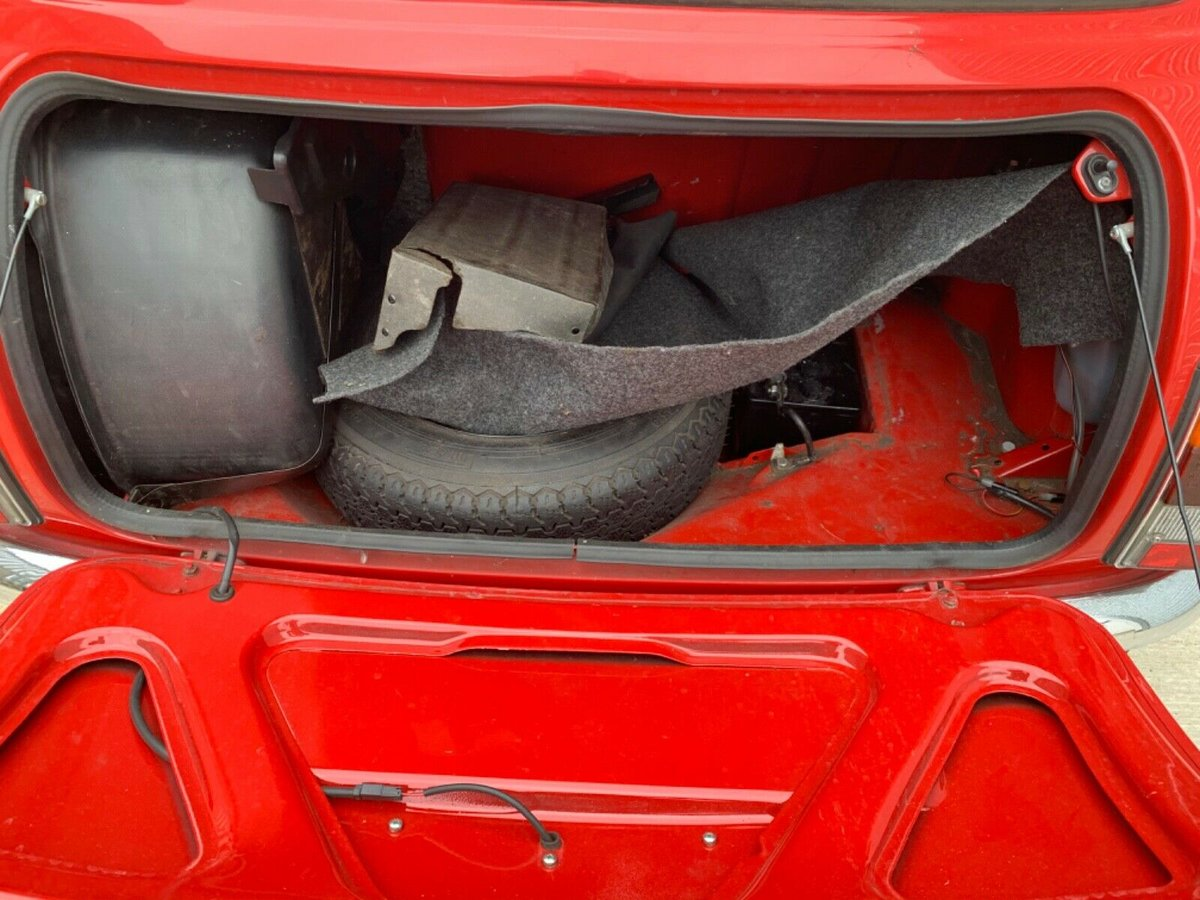 Mini Cooper Sportspack, 1998, Red For Sale (picture 6 of 6)