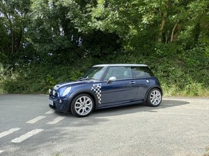 2006 06 MINI COOPER S CHECKMATE ONLY 45000 MILES