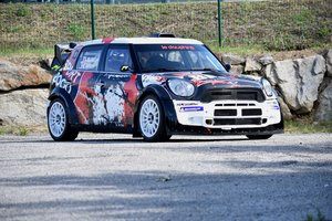 2012 Mini Cooper WRC / S1.6T