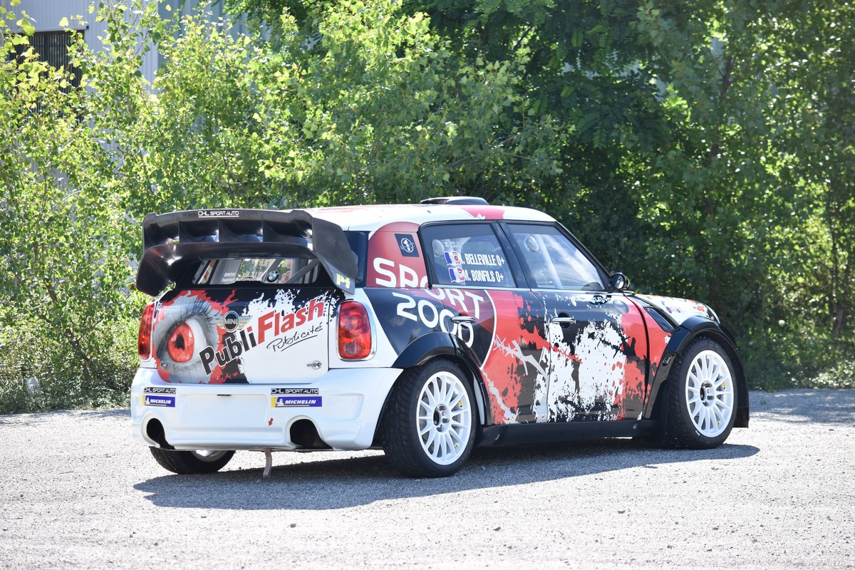 2012 Mini Cooper WRC / S1.6T For Sale by Auction (picture 2 of 6)