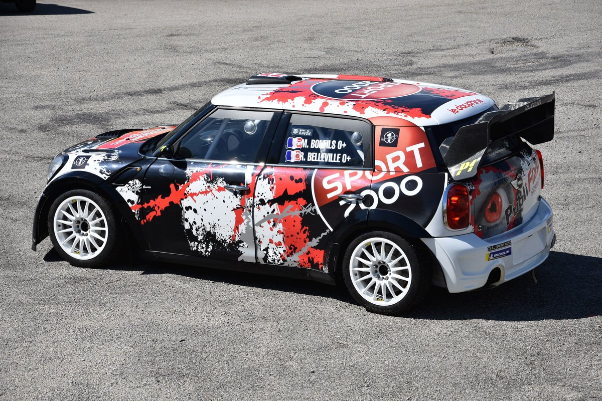 2012 Mini Cooper WRC / S1.6T For Sale by Auction (picture 3 of 6)