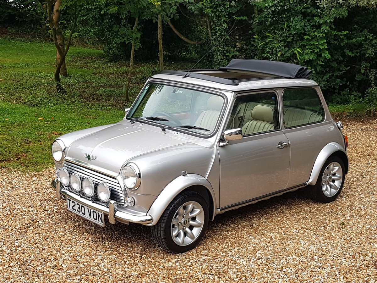 1999 Outstanding Mini 1.3 MPI Sports Pack On 18500 Miles From New SOLD (picture 1 of 10)