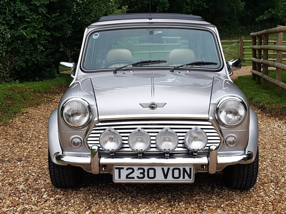 1999 Outstanding Mini 1.3 MPI Sports Pack On 18500 Miles From New SOLD (picture 2 of 10)