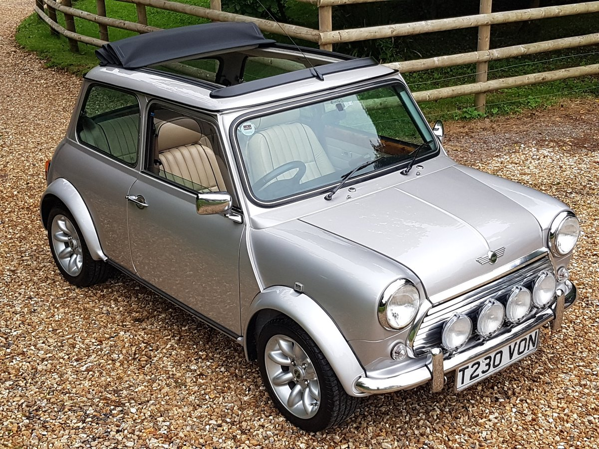 1999 Outstanding Mini 1.3 MPI Sports Pack On 18500 Miles From New SOLD (picture 3 of 10)