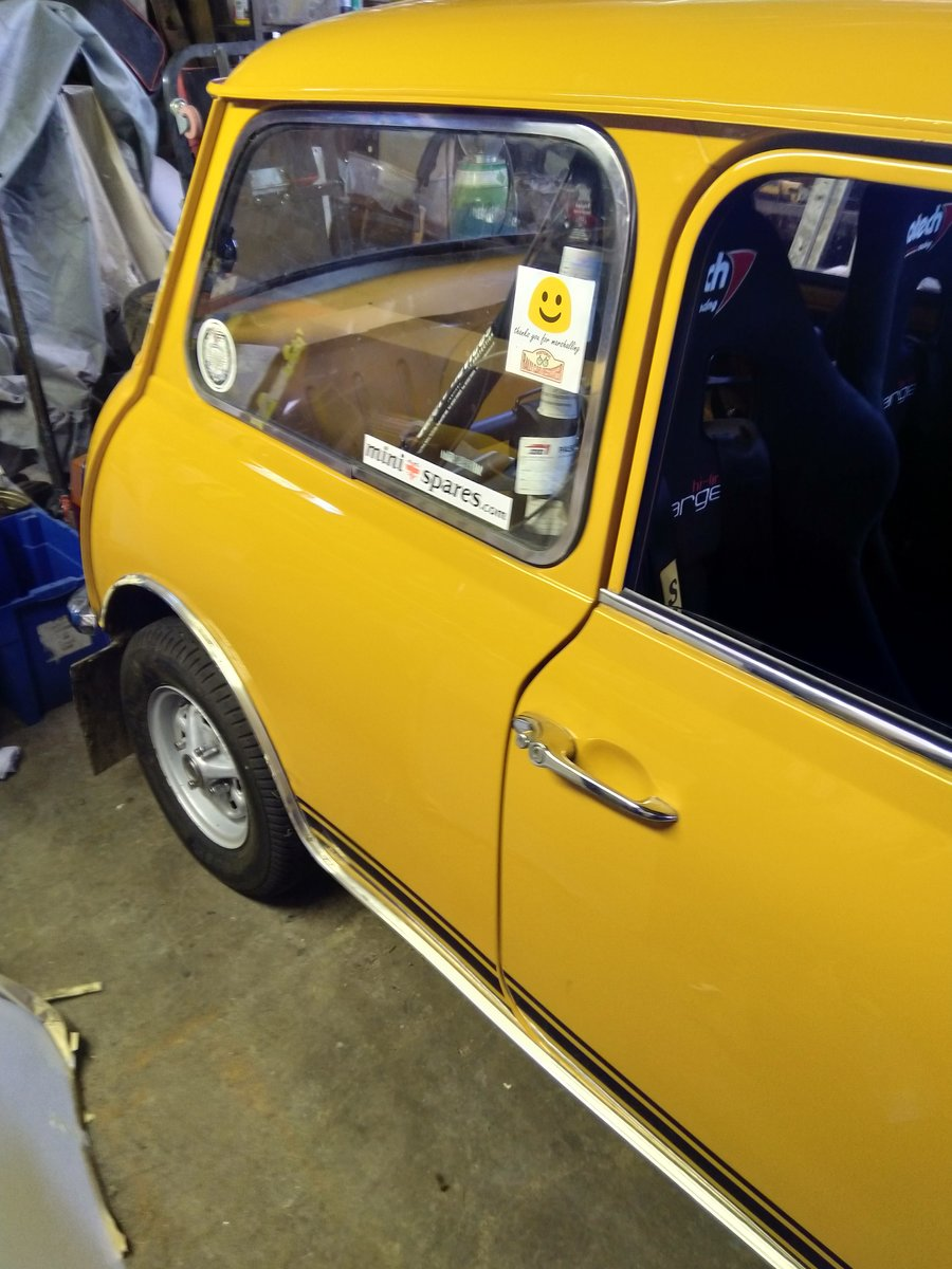 1970 Austin 1275GT SOLD (picture 1 of 6)