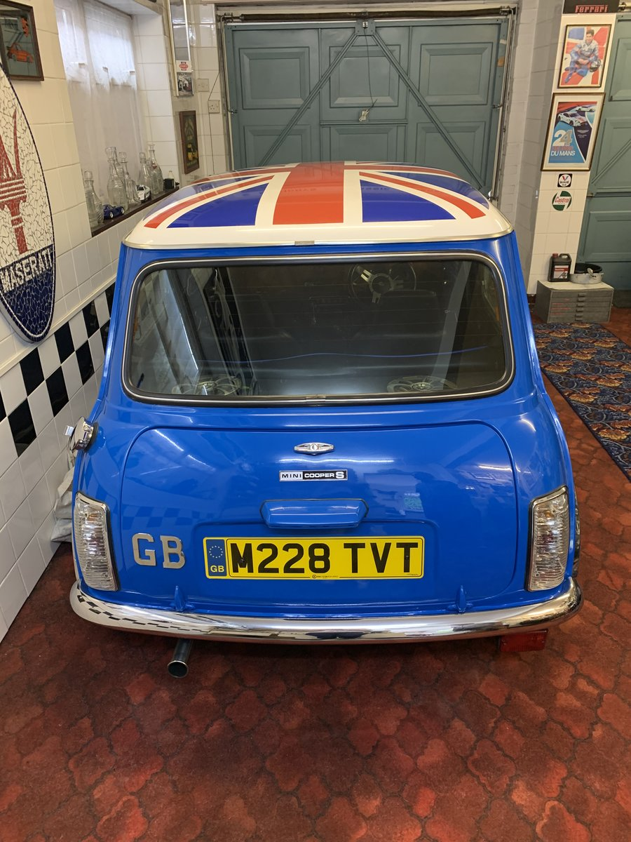 1993 Mini Mayfair SOLD (picture 1 of 6)
