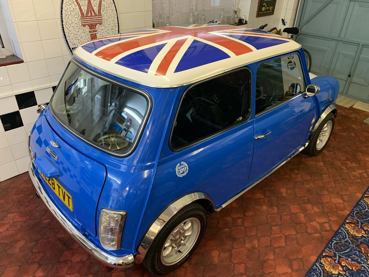 1993 Mini Mayfair SOLD (picture 2 of 6)