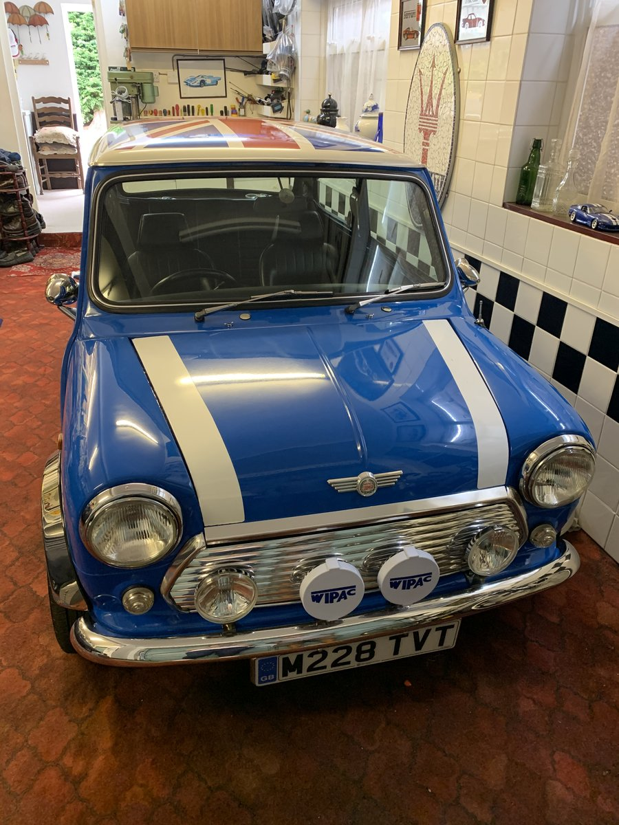 1993 Mini Mayfair SOLD (picture 3 of 6)