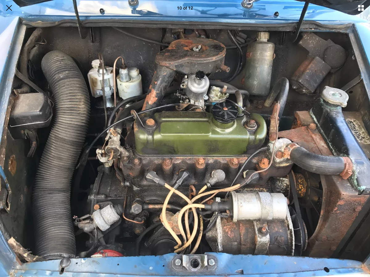 1967 MK1 Morris Mini Traveller SOLD (picture 2 of 3)
