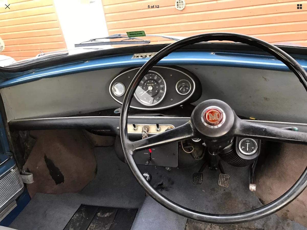 1967 MK1 Morris Mini Traveller SOLD (picture 3 of 3)