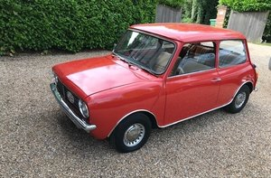 1976 MINI CLUBMAN SALOON For Sale by Auction