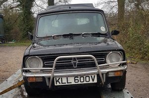1979 MINI CLUBMAN SALOON